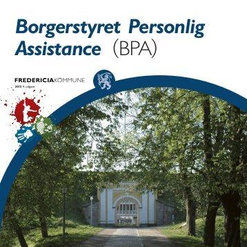 BPA 2013 - Fredericia Kommune