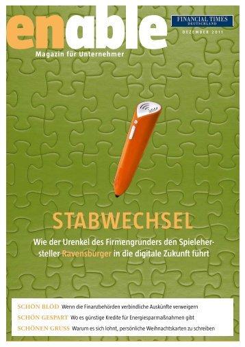 StabWechSel - Financial Times Deutschland