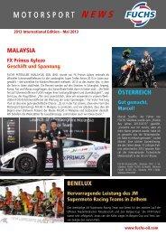 5. Ausgabe - Fuchs Petrolub AG