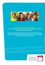 Brussel - GO! onderwijs van de Vlaamse Gemeenschap