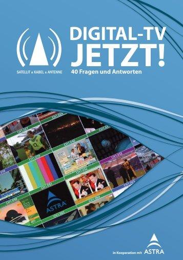 DIGITAL-TV JETZT! - Astra