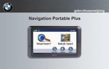 Navigation Portable Plus - Garmin