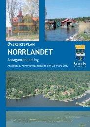 Planbeskrivning - Gävle kommun