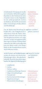 Kinder- und Jugendmedizin - Gemeinschaftskrankenhaus Herdecke - Seite 6