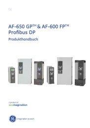 PDF Profibus DP - G E Power Controls