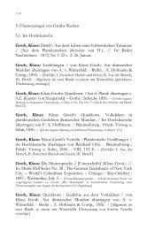 Kapitel 5: Übersetzung von Groths Werken