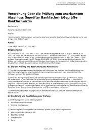 Verordnung - Gesetze im Internet