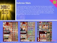 Inferno Slots - Get Mobile game
