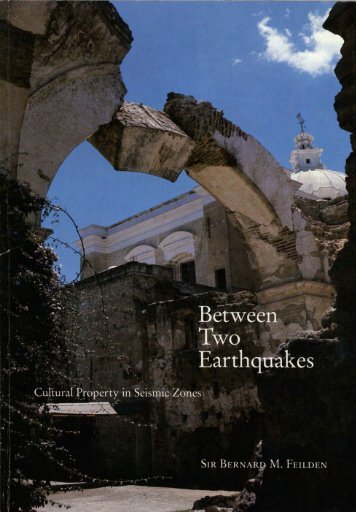 Between Two Earthquakes - The Getty