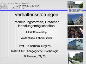 GEW Seminartag