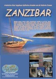Programma-suggestie voor Zanzibar als verlenging ... - Club Exotica