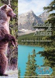 Rocky Mountains, beren, zalmen en orka's in Canada ... - Club Exotica