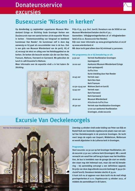 Groninger Kerken Groninger Kerken - Stichting Oude Groninger ...
