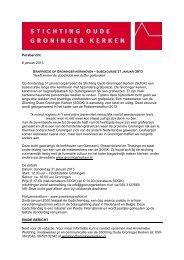 Grafpoëzie op Groninger kerkhoven - busexcursie - Stichting Oude ...