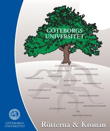 2šTTERNA - Göteborgs universitet