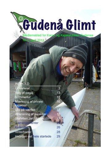 2012_april - Kano- og Kajakklubben Gudenaa