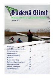 2013_Januar - Kano- og Kajakklubben Gudenaa