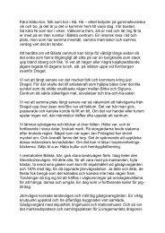 Nationaldagstalet 2013, pdf, 87Kb - Håbo kommun