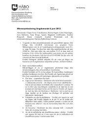 Minnesanteckningar 120604 (pdf, 27 kb, öppnas i ... - Håbo kommun