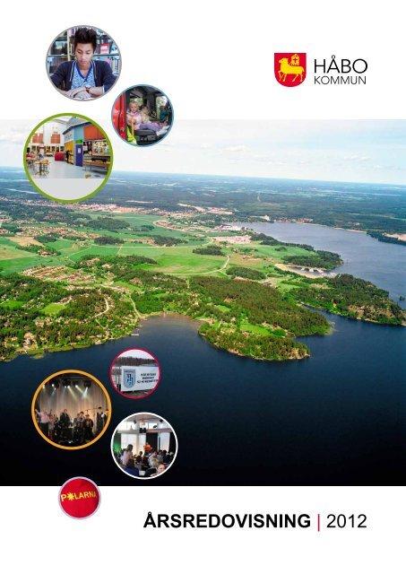 Årsredovisning   2012 - Håbo kommun