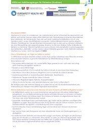 MRSA-net Aufklärungsbogen für Patienten (Kurzform ... - Hagen