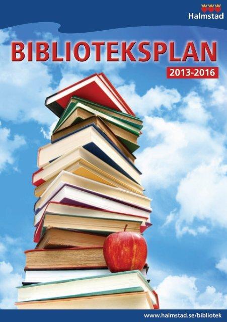 BIBLIOTEKSPLAN - Halmstad