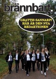 GRATTIS SANNARP! HÄR ÄR DEN NYA REDAKTIONEN - Halmstad