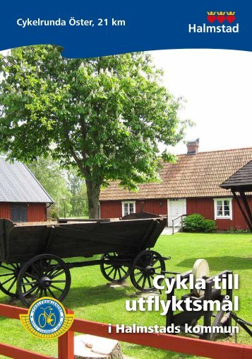Cykla till utflyktsmål - Halmstad