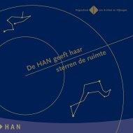De HAN geeft haar sterren de ruimte - Hogeschool van Arnhem en ...