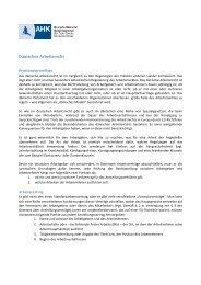 Dänisches Arbeitsrecht - Deutsch-Dänische Handelskammer