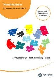 Handicapbiler - Handicare.dk