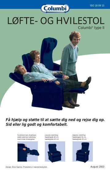 19739-03 Kebo Care Columbi - Handicare.dk