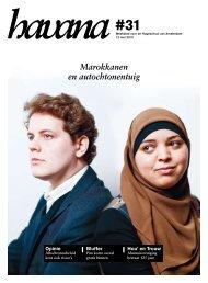 Marokkanen en autochtonentuig - Folia Web