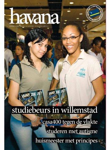 studiebeurs in willemstad - Folia Web