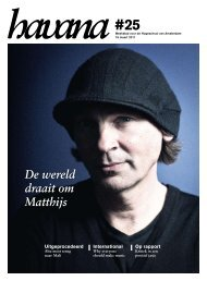 De wereld draait om Matthijs - Folia Web