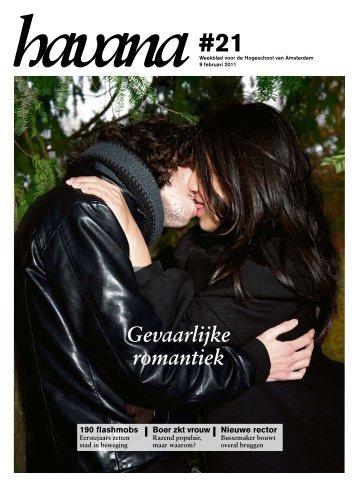 Gevaarlijke romantiek - Folia Web