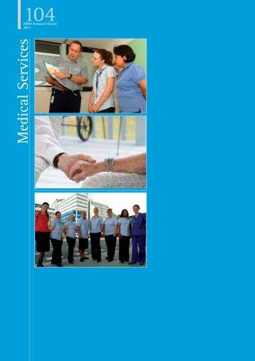 Medical Services - Queensland Health