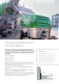 CemFlow Produktinformationen und Konstruktionshinweise zu ... - Seite 5