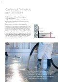 CemFlow Produktinformationen und Konstruktionshinweise zu ... - Seite 6