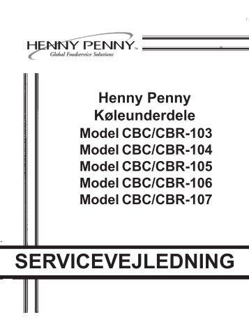 Danish-Cold Bottoms-FM01-944 - Henny Penny Corporation