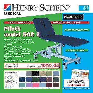 HS Flyer Mei 2011.indd - Henry Schein