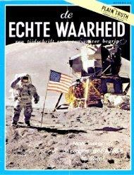 Echte Waarheid 1972 (No 08) Sep - Herbert W. Armstrong Library ...