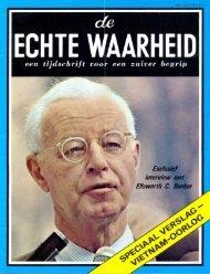 Echte Waarheid 1971 (No 08) Aug - Herbert W. Armstrong Library ...