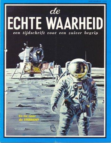 Echte Waarheid 1969 (No 09) Sep - Herbert W. Armstrong Library ...