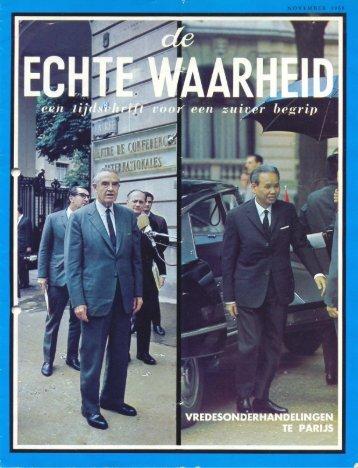 Echte Waarheid 1968 (No 03) Nov - Herbert W. Armstrong Library ...