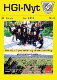 juni 2013 - HGI Nyt