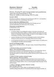 Hist. lärarutb2.1-20 - Högskolan i Halmstad