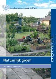 Download de folder natuurlijk groen (pdf) - Delfland