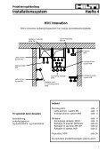 VVS montagesystem - Hilti Danmark A/S - Page 4