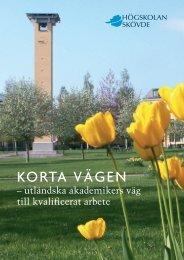 broschyr ver3.indd - Högskolan i Skövde